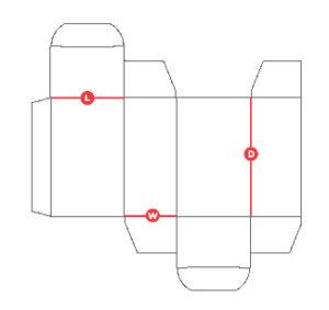 Custom Packaging Template