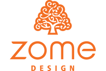 Zome Design Retina Logo