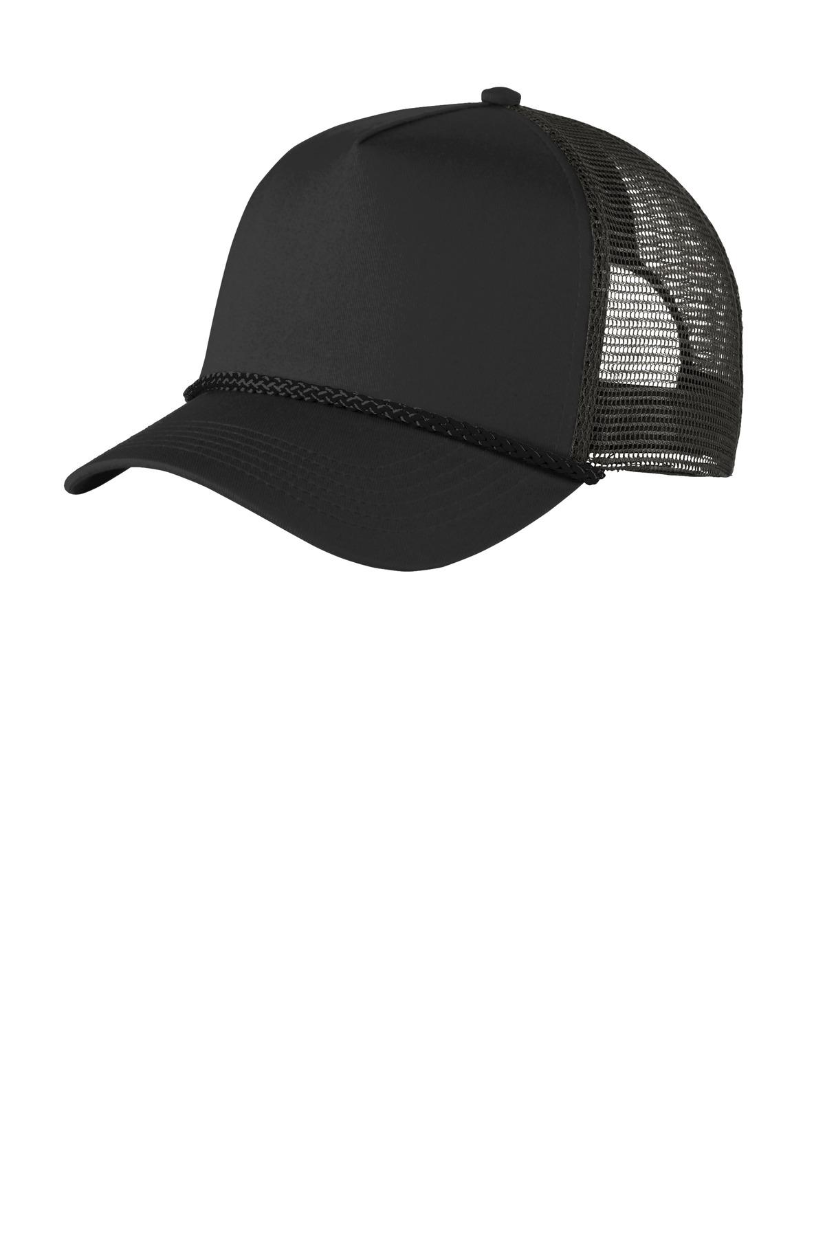 720dd27a6 Port Authority® 5-Panel Snapback Cap. C932
