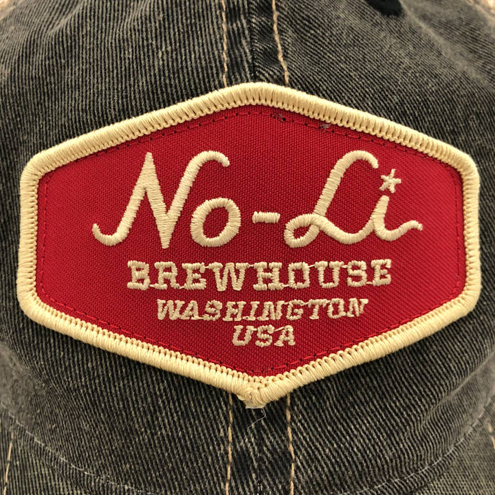 Custom Embroidered Patch with Merrow Edge