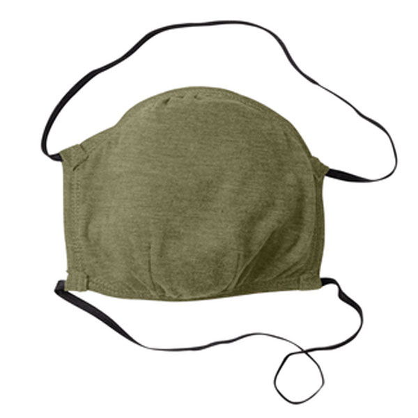 Allmask Face Mask Olive Green